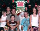 Supplied by Norman Lister Bramwell; Daughter Vanessa Ryan with husband Sean and family, Christmas 2005