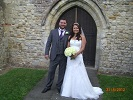 Posted by Gary Bramwell; The Wedding of William Bramwell and Hollie McHugh, Friday 31st August 2012, St Mary's Church, Hayling Island, UK